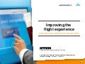 Improving the flight experience: Understanding and listening to frequent flyers (by InSites Consulting for AirFrance KLM)