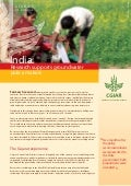 India: Research supports groundwater policy makers. IWMI