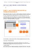 In blurbs part 1 and 5 simple reasons for website redesign