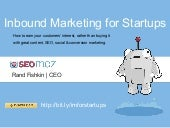 Gaining Traction: Inbound Marketing for Startups