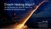 Busting the Myth of Growth Hacking Magic