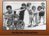 Inclusive education by Nur Hafizah,...