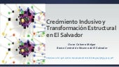 Inclusive growth  tradables colproce