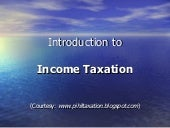 Income tax intro topics.feb.2011