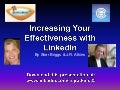 Increasing Your Effectiveness With Linked In