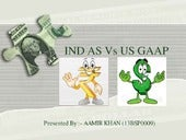 Ind as vs us gaap