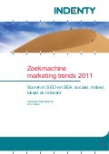 Indenty zoekmachine marketing trends 2011