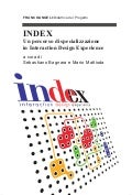 INDEX book about IxD/UX (Italiano) | OLD | archiviazione