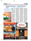 India-Was-One-Book-Review