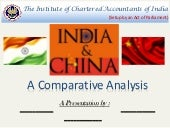 India & China -A Comparative Analys...