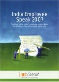 India Empolyee Speak 2007 Brochure