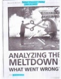 Indian Economy Review Analyzing The Meltdown Jan 19, 2009