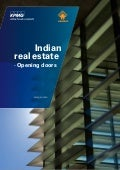 Indian Real Estate - Opening doors