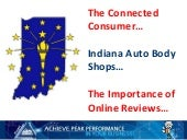 The Importance of Google Searches and Online Reviews for Indiana Auto Body Shops
