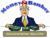Indian banking industry ppt