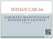 Indian car 66 AME licence