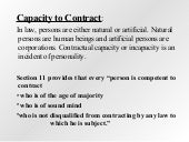 Indian contract act part2& 3