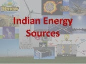 Indian energy sourcing