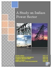 Indian power sector report