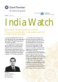 Grant Thornton - India Watch Issue 16 - Indian companies listed on the London Markets