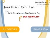 Java EE 6 = Less Code + More Power ...