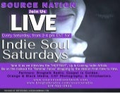 Indie Soul Saturdays with Host, Kathy B and Special Guest, Voncile Belcher 10 11-2014