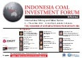 Indonesia Coal Web