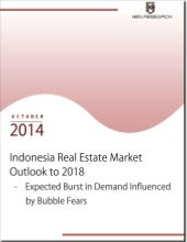 Real Estate Industry | Indonesia real estate market outlook 2014-2018