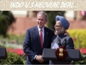 Indo Us Necular Deal