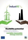 IndustRE - Renewables and Industrial Demand Side Management