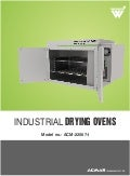 Industrial drying-oven