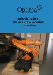 Industrial robots: The new era of i...