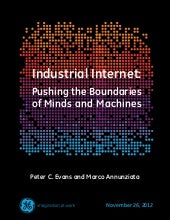 Industrial Internet: Pushing the Bo...
