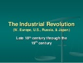 Industrial revolution intro 2015