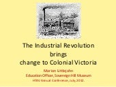 Industrial revolution HTAV 2012