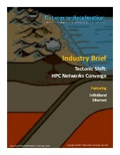 Industry Brief: Tectonic Shift - HP...