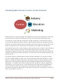 Industry curation handout fv