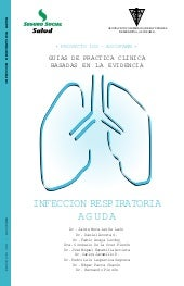 Infeccion respiratoria