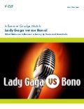 Influencer Grudge Match:  Lady Gaga vs. Bono