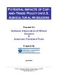 POTENTIAL IMPACTS OF CAPAND- TRADE POLICY ON U.S. AGRICULTURAL PRODUCERS