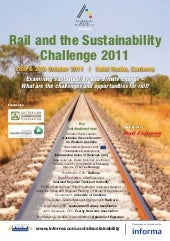 ARA Rail & Sustainability Confe...