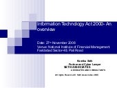 Information technology-act2000-1201...