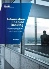 Information Enabled Banking - Infor...