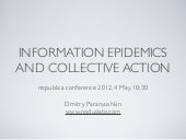 Information Epidemics re:publica co...