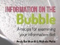 Information on the bubble