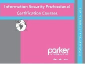 Information Security Training Cours...