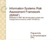 Information systems risk assessment...