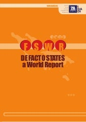 De facto States a World Report (2011)