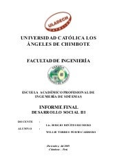 Informe Final Willie Torres DS_III
