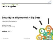 Leverage Big Data for Security Inte...